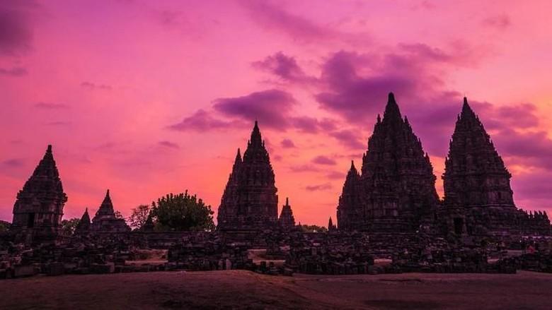 Candi Prambanan Foto: (linardy/dtraveler)