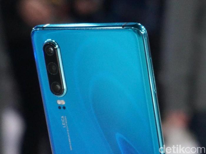 Huawei P30 Pro. Foto: Rachmatunnisa/detikINET