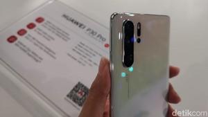 Melihat Penampilan Duo Huawei P30 dan P30 Pro
