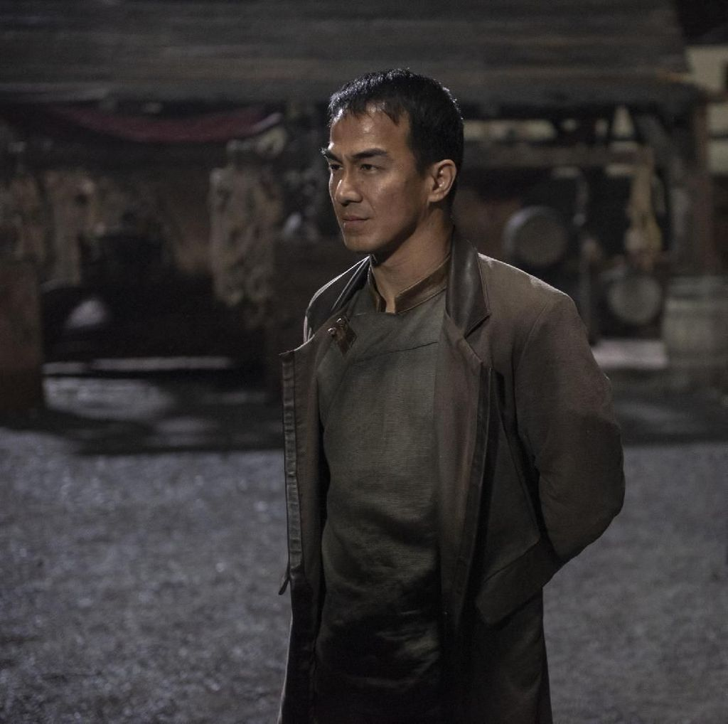 Cerita Joe Taslim Jadi Master Kung Fu di Serial TV Warrior