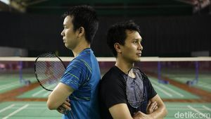Hot Daddies Hendra/Ahsan