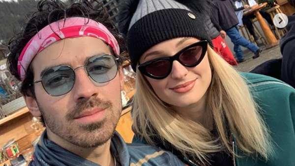 Sophie Turner Bicara Pengalaman Seksnya Sebelum Tunangan dengan Joe Jonas