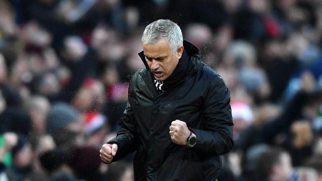 Bahkan sebagai Lawan, Mourinho Selalu Respek terhadap Tottenham