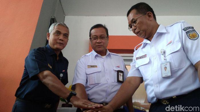 Foto: Dirut PT KAI Edi Sukmoro/Sudirman Wamad