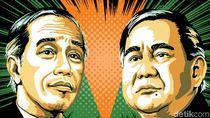 Jokowi Ngomong Berdasar Fakta, Prabowo Apa Adanya