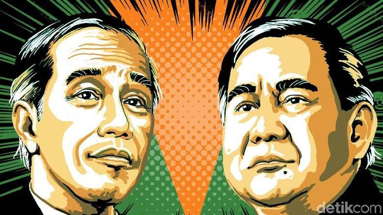 Saling Klaim Jagoan Jelang Debat Capres