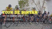 Ada Peserta Tertua dari Inggris di Tour de Bintan 2019