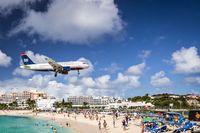 Bandara Princess Juliana di St Maarten (iStock)