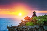 Tanah Lot Bali yang indah.