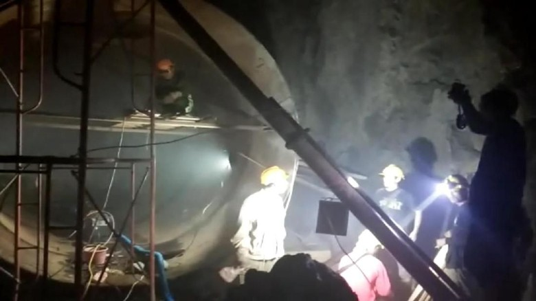 7 TKA Diamankan Imigrasi di Terowongan Proyek Pembangkit Listrik