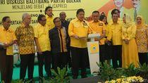 Maju Lagi Jadi Ketum, Airlangga Hartanto Dapat Dukungan di Lombok