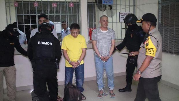Bos Diskotek Akasaka, Denpasar, Bali, Abdul Rahman Willy alias Willy bersama jaringannya dipindahkan ke Nusakambangan/Foto:
