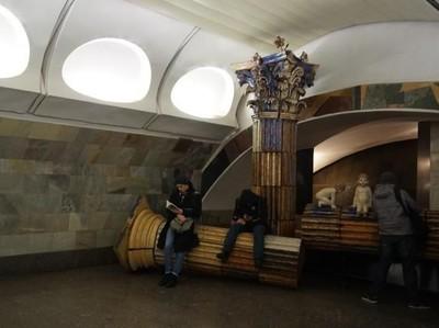 Dekorasi MRT Jakarta Bisa Belajar dari Metro Moskow