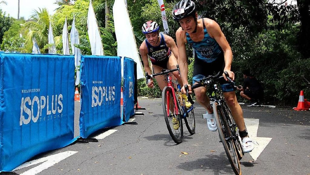 Melihat Keseruan Super League Triathlon 2019