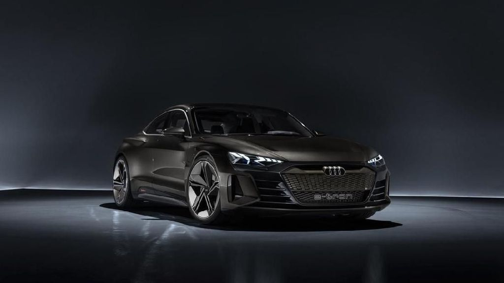 E-Tron Langkah Audi Kenalkan Teknologi Mobil Listrik di Indonesia