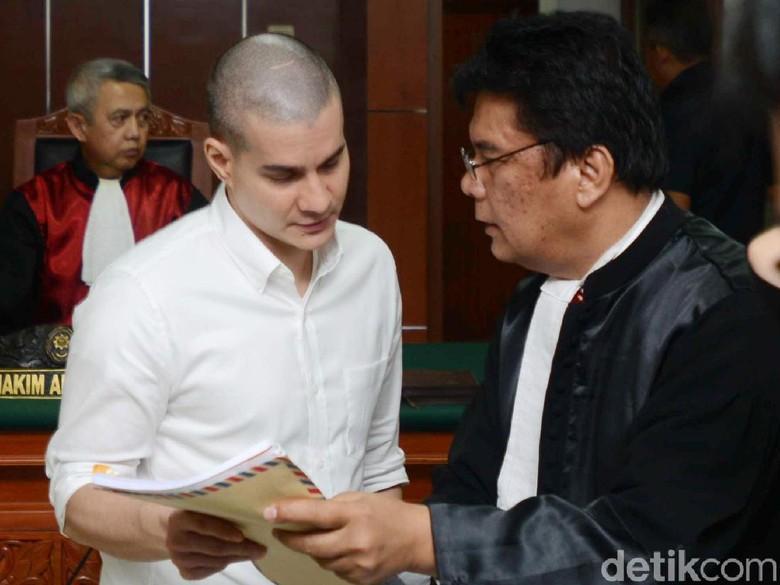 Eksepsi Steve Emmanuel Ditolak, Karenina Sunny Berharap Ada Keadilan