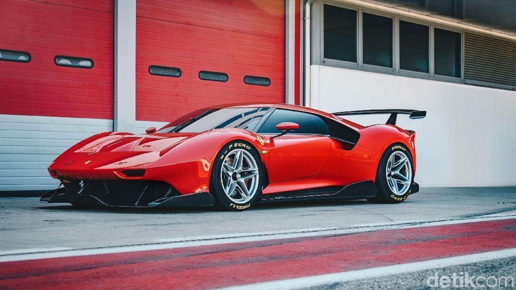 Jagoan Anyar Ferrari, Hanya untuk 1 Orang
