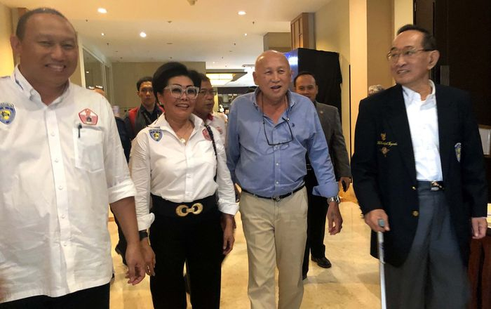 Ketua IMI DKI Jakarta Anondo Eko mengatakan kalau sejumlah perwakilan komunitas otomotif di Jakarta yang diundang akan memberikan masukan berbagai kegiatan yang mencakup olahraga maupun pariwisata kepada pengurus IMI DKI yang bisa dijadikan agenda kerja. Foto: dok. IMI
