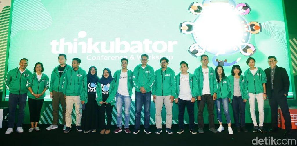 Setelah diseleksi dari ribuan partisipan, 150 startup peserta Thinkubator mulai digembleng hari ini.