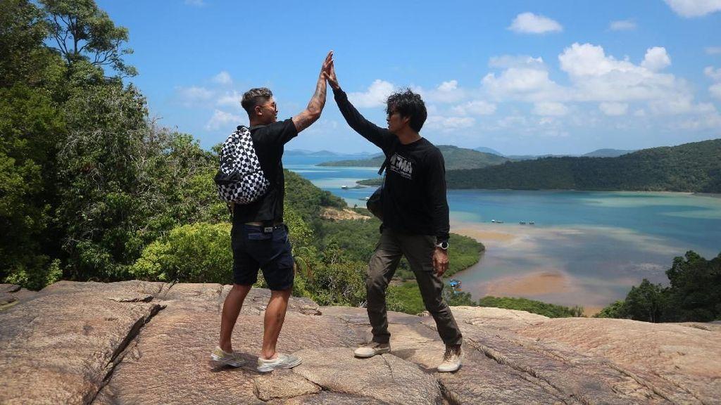 Foto: Marshall Sastra & Syamsir Alam Bertualang di Anambas