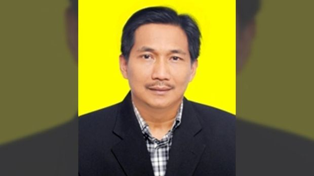Kader Partai Golkar Bowo Sidik Pangarso.