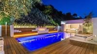 Bloom membeli rumah ini dari arsitek Miguel Angel Aragonés yang sudah banyak merenovasi rumah ini dari tampilan aslinya. Istimewa/Dok. www.realtor.com.