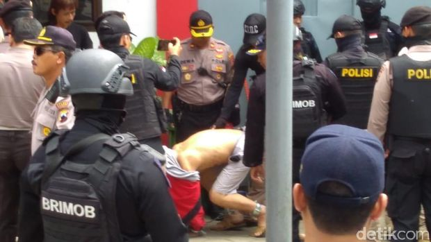 26 Napi Narkoba dari Bali Dipindahkan ke Nusakambangan
