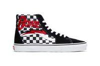 3f56fad3d0 Vans x David Bowie Sneakers Sk8-Hi ...