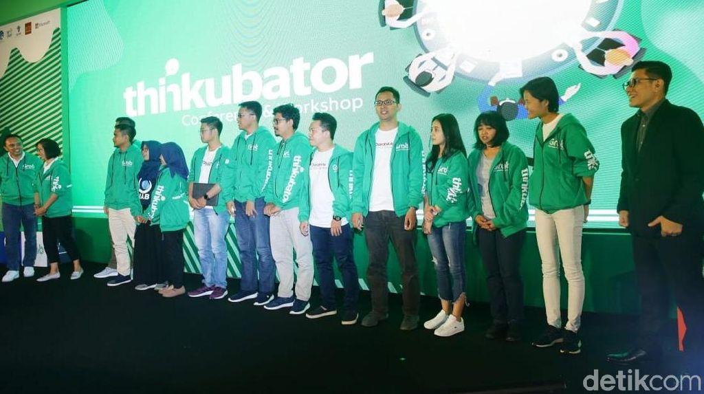 Ratusan Startup Berebut Rp 3 Miliar di Thinkubator