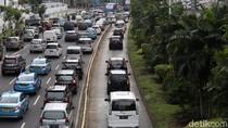 Waduh! 4,9 Juta Kendaraan di DKI Nunggak Pajak Rp 2,1 T