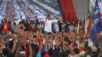 Jokowi Janji Bangun Infrastruktur Kereta Api di Kalsel