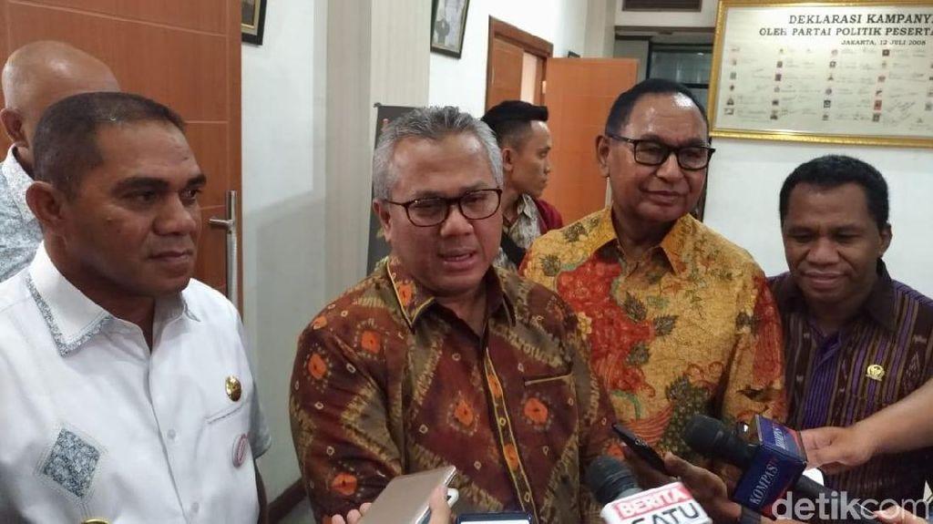 KPU Siapkan Opsi Penundaan Rekapitulasi Suara Pemilu di Flores Timur