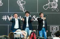 Peluncuran Sony RX0 II di Singapura.