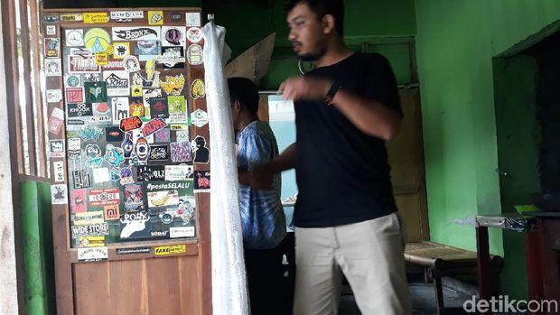 Warung Rakyat Poer di Bantul, Penolong Mahasiswa Kantong Cekak