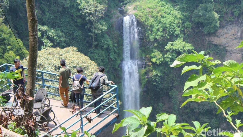 Curug Cimahi, Primadona Wisata di Bandung Barat