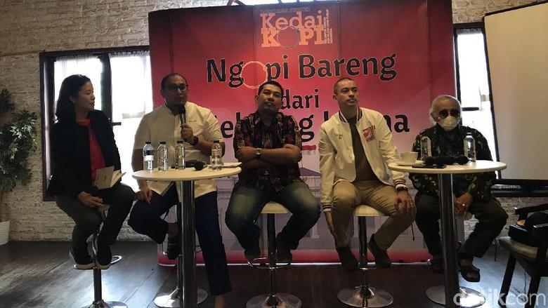 Debat BPN vs TKN Soal Jokowi Penikmat Reformasi
