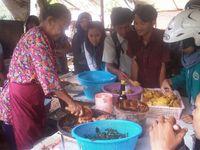 Warung Mak Par di Malang Sering Diserbu Mahasiswa Karena Murah