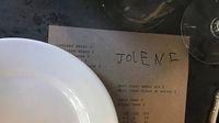 Wouw, Tulisan Tangan Bocah 6 Tahun Ini Dijadikan Logo Restoran!