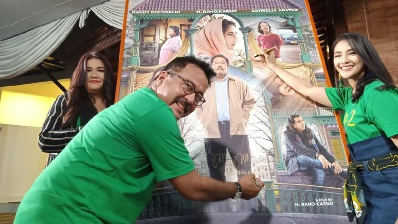 Foto: Si Doel The Movie (Febri/detikhot)