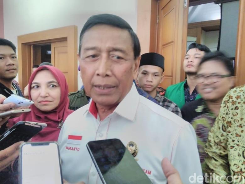 Wiranto: Brimob Nusantara Kumpul di Jakarta Agar Masyarakat Tenteram