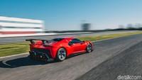Nama mobil Ferrari P80/C pun dipilih oleh pemilik mobil.