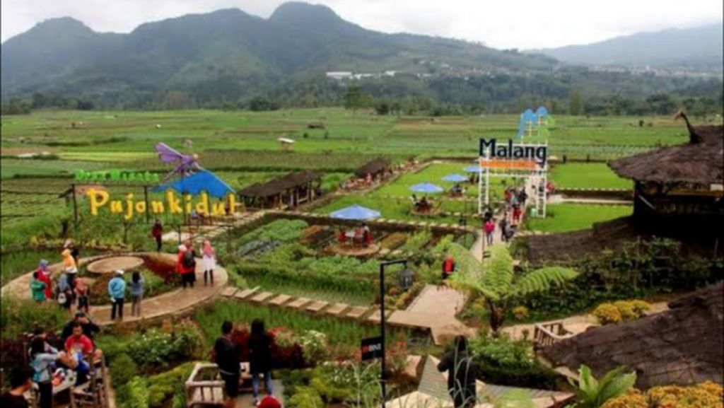 Infrastruktur dan SDM Desa Wisata