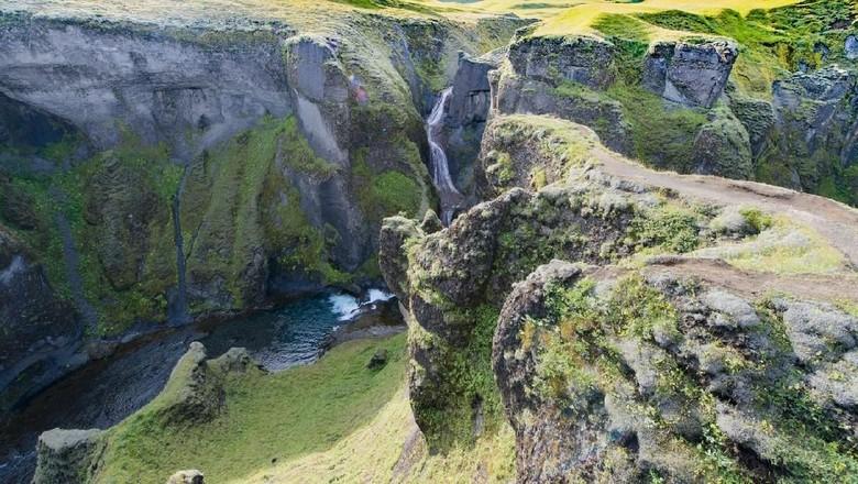 Foto: Ilustrasi Islandia (iStock)