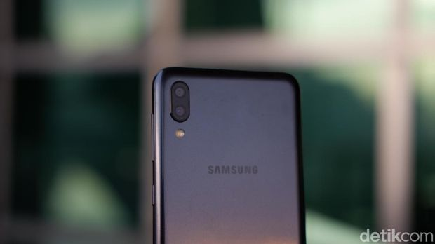 Review Samsung Galaxy M10.
