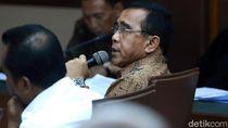 Tono Suratman Bersaksi di Sidang Kasus Suap Sekjen KONI