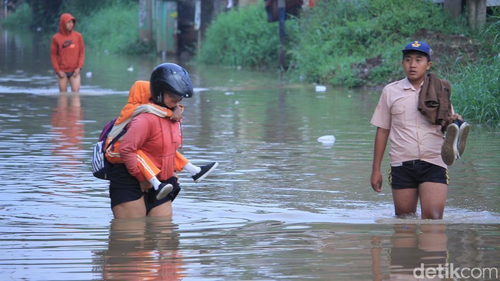 BPBD: Kabupaten Bandung Status Siaga Banjir dan Longsor
