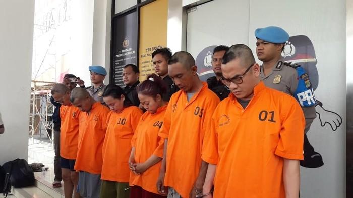 Polisi Tangkap Kelompok Penipu Modus Kupon Undian Berhadiah Di Tangsel