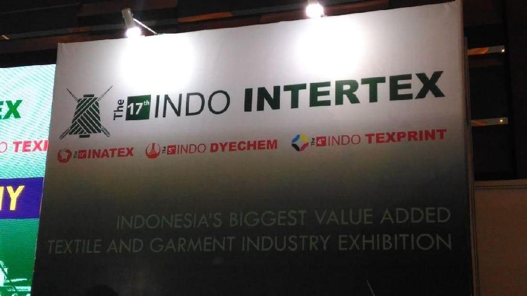 Ratusan Perusahaan Pamer Produk hingga Teknologi Tekstil di Kemayoran