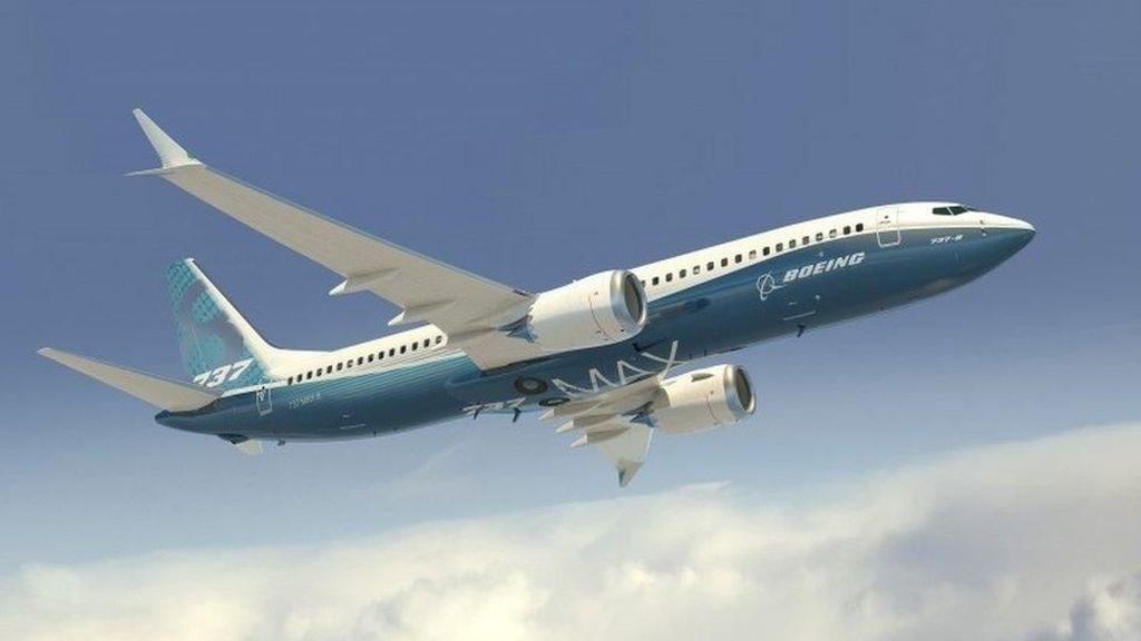 Boeing Kebut Sertifkasi Perangkat Lunak 737 MAX