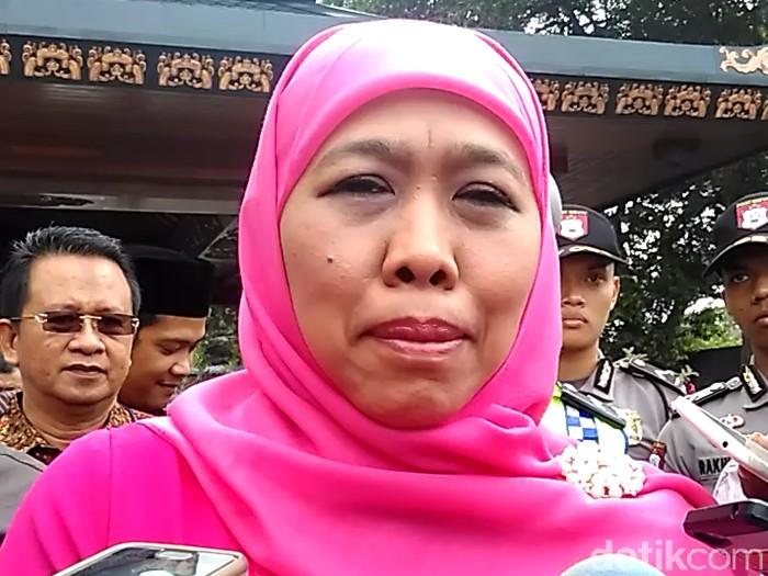 Gubernur Khofifah/Foto file: Erliana Riady
